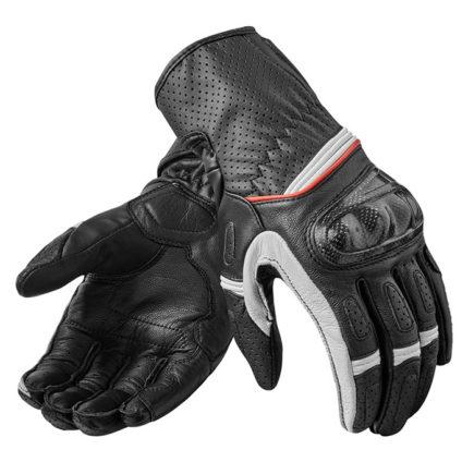 revit-handschuhe-chevron-2-schwarz-weiss